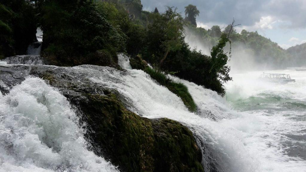 Wasserfälle dynamisch